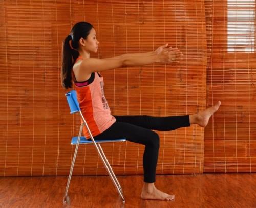 Bài tập yoga buổi sáng chỉ mất 2 phút này chính là bí quyết trẻ lâu của phụ nữ Nhật Bản - Ảnh 5