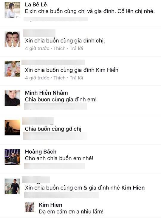 Sao Việt chia buồn khi Kim Hiền tức tốc về nước chịu tang bà ngoại - Ảnh 5