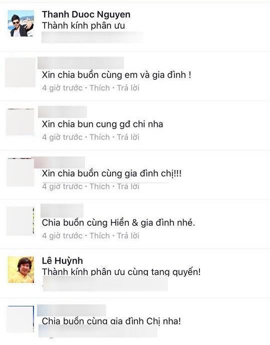 Sao Việt chia buồn khi Kim Hiền tức tốc về nước chịu tang bà ngoại - Ảnh 6
