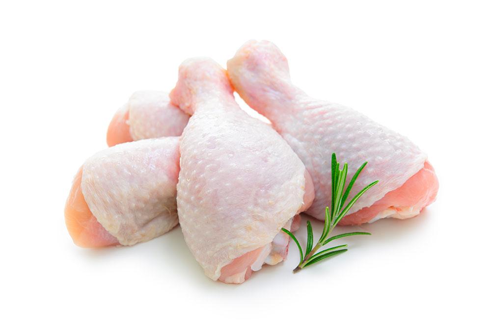 Cách làm món trứng chiên thịt gà vỏ giòn tan, trong mềm thơm cho bé - Ảnh 1