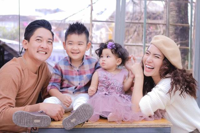 Hải Băng: Không thích con riêng của chồng gọi bằng 'mẹ' - Ảnh 3
