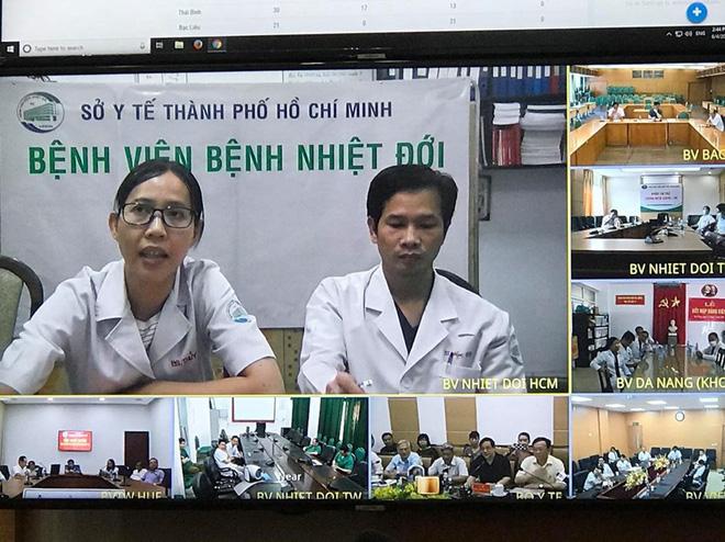 Bộ Y tế quyết định thành lập tổ chuẩn bị ghép phổi và tổ chăm sóc sau ghép phổi cho bệnh nhân 91 - Ảnh 1