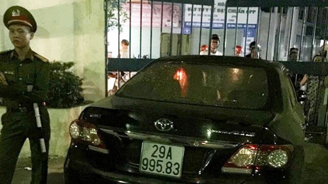 NÓNG: Khởi tố Trưởng Ban Nội Chính tỉnh ủy Thái Bình gây tai nạn chết người - Ảnh 1