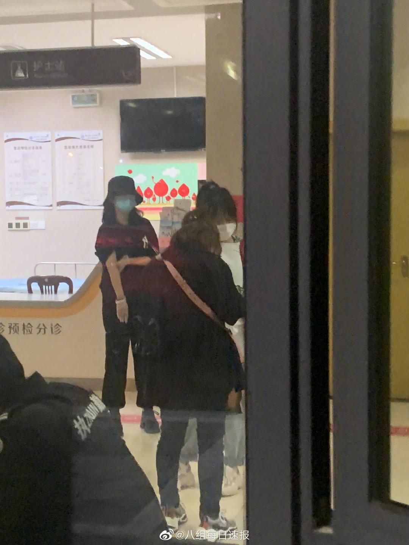 Rộ hình ảnh Dương Tử nhập viện sau tin đồn hạch sách, chảnh chọe khiến đoàn phim dừng quay - Ảnh 6