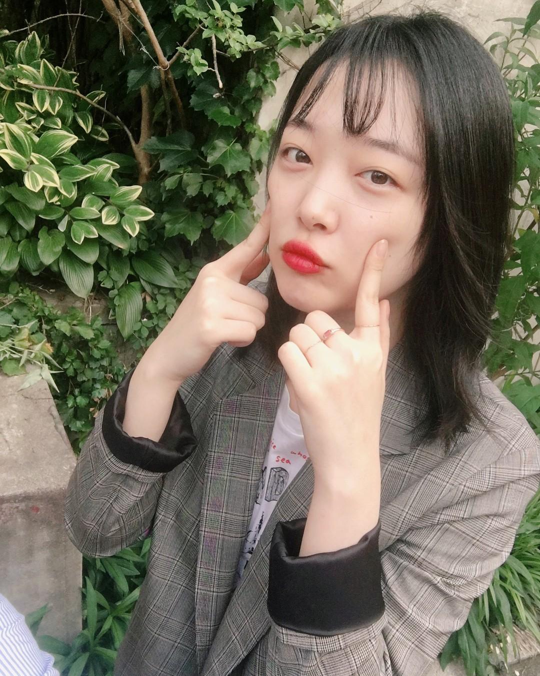 4 kiểu mái này đang rất được lòng sao nữ Hàn, các nàng có thể học theo để F5 diện mạo cho mình - Ảnh 7