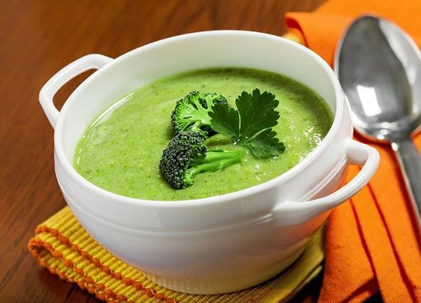 Giảm cân nhanh với món súp rau củ cho bữa tối - Ảnh 3
