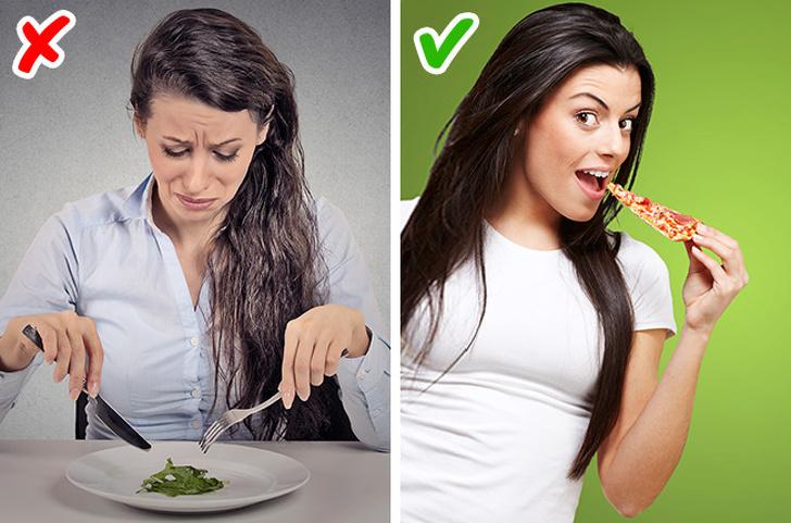 7 nguyên tắc 'vàng' giúp tăng hiệu quả ăn kiêng giảm cân lên vài lần, phụ nữ muốn lấy lại vóc dáng tại nhà nên áp dụng - Ảnh 1