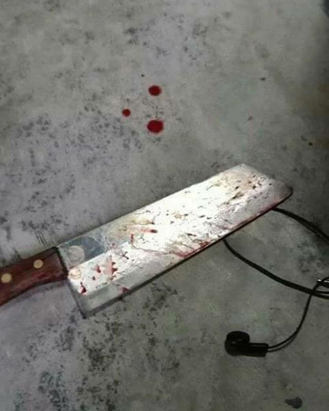 Chồng ngoại tình, vợ dùng dao cắt phăng 'của quý' rồi ném qua cửa sổ - Ảnh 3