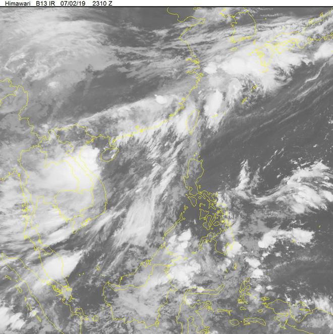 Tin bão khẩn cấp: Áp thấp nhiệt đới chính thức mạnh thành bão số 2, Hà Nội mưa lớn từ chiều nay - Ảnh 2