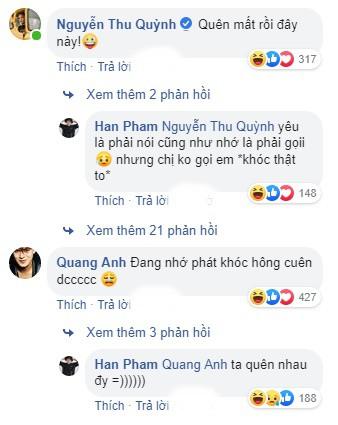Mới đi quân sự có 2 tuần mà 'em út' Bảo Hân đã khiến cả Thu Quỳnh và Quang Anh phải nhớ ngẩn ngơ 'đến phát khóc' - Ảnh 3