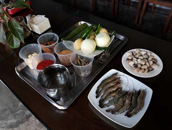 Cách nấu canh tương hải sản Hàn Quốc tại nhà - Ảnh 2