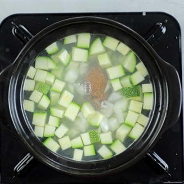 Cách nấu canh tương hải sản Hàn Quốc tại nhà - Ảnh 4