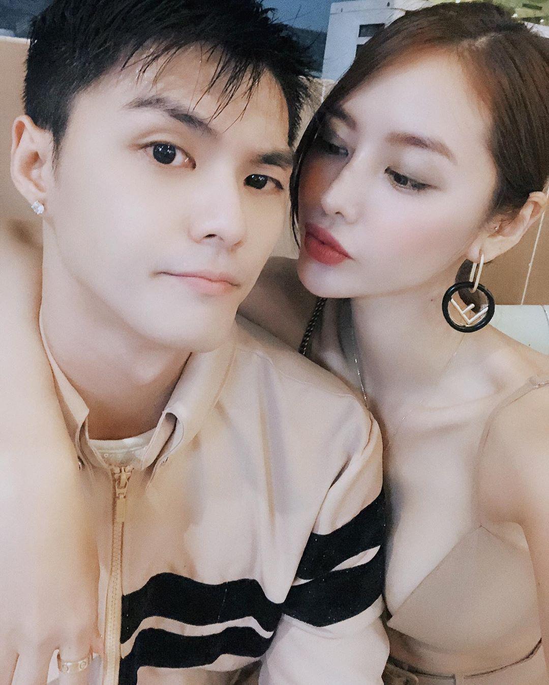 Vừa hết bị gọi là 'con giáp thứ 13', Linh Chi đã bị lấy ảnh làm quảng cáo chào hàng gái mại dâm - Ảnh 3