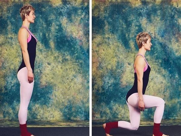 9 bài tập giúp cơ thể bạn trở nên thon gọn chỉ 10 phút mỗi ngày  - Ảnh 4