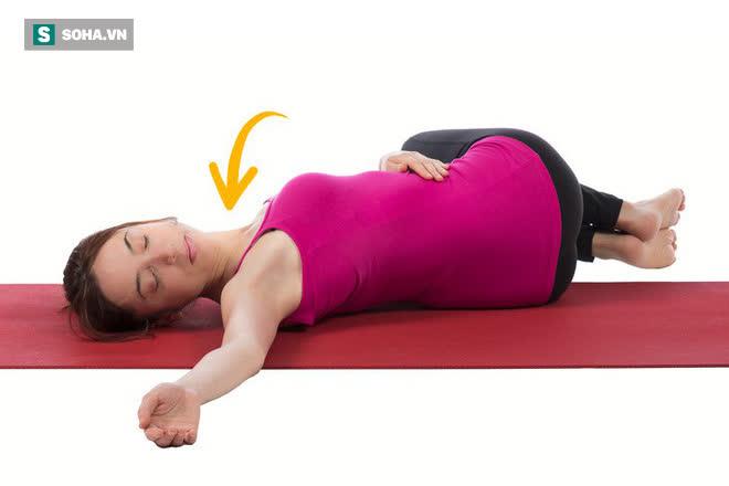 Cách giảm đau lưng nhanh chóng mà không cần tập nhiều: Chỉ kiên trì giữ yên 6 động tác - Ảnh 1