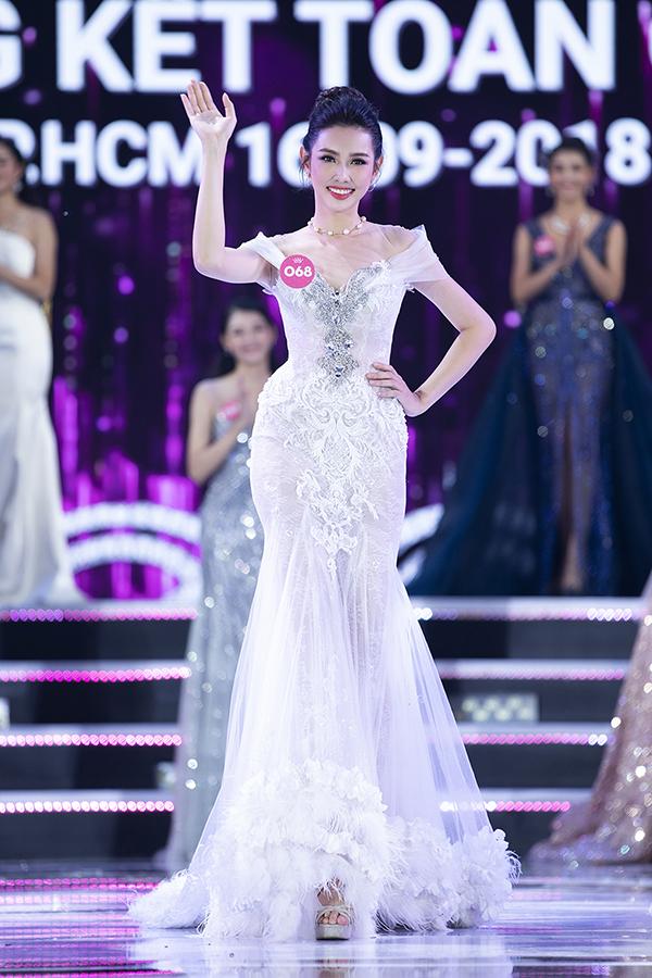 Á hậu Thúy An nhập viện, Thùy Tiên được chọn đi thi Hoa hậu Quốc tế - Ảnh 1