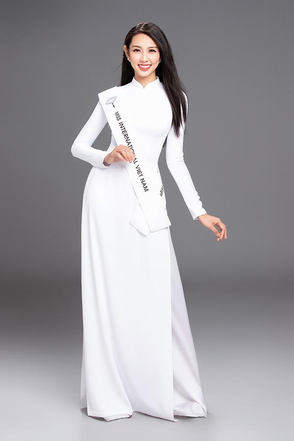 Á hậu Thúy An nhập viện, Thùy Tiên được chọn đi thi Hoa hậu Quốc tế - Ảnh 2