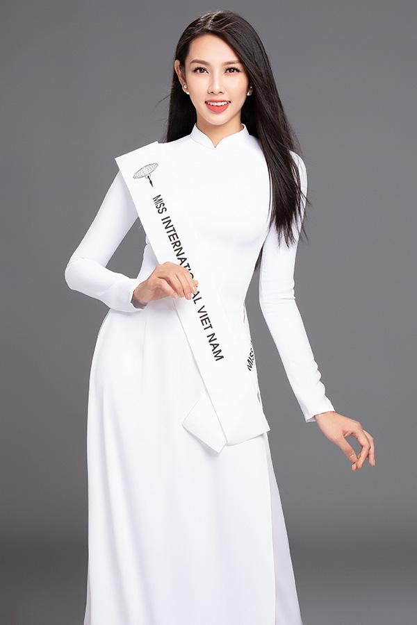 Á hậu Thúy An nhập viện, Thùy Tiên được chọn đi thi Hoa hậu Quốc tế - Ảnh 3