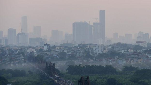 Cách để cứu vãn làn da trước thảm họa ô nhiễm không khí ở Việt Nam - Ảnh 1