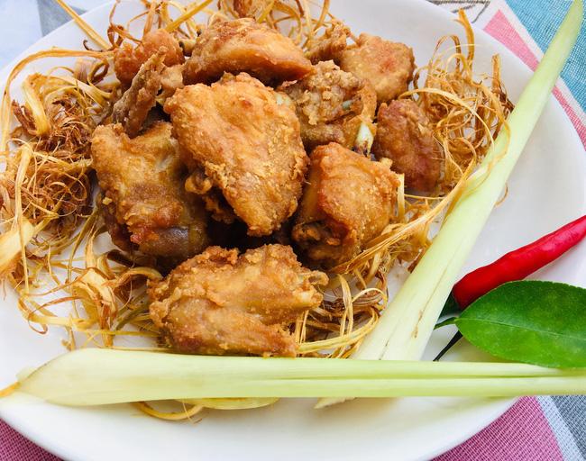 Cuối tuần đổi vị cho cả nhà với món cánh gà ủ 'rơm' thơm ngon xuất sắc - Ảnh 6