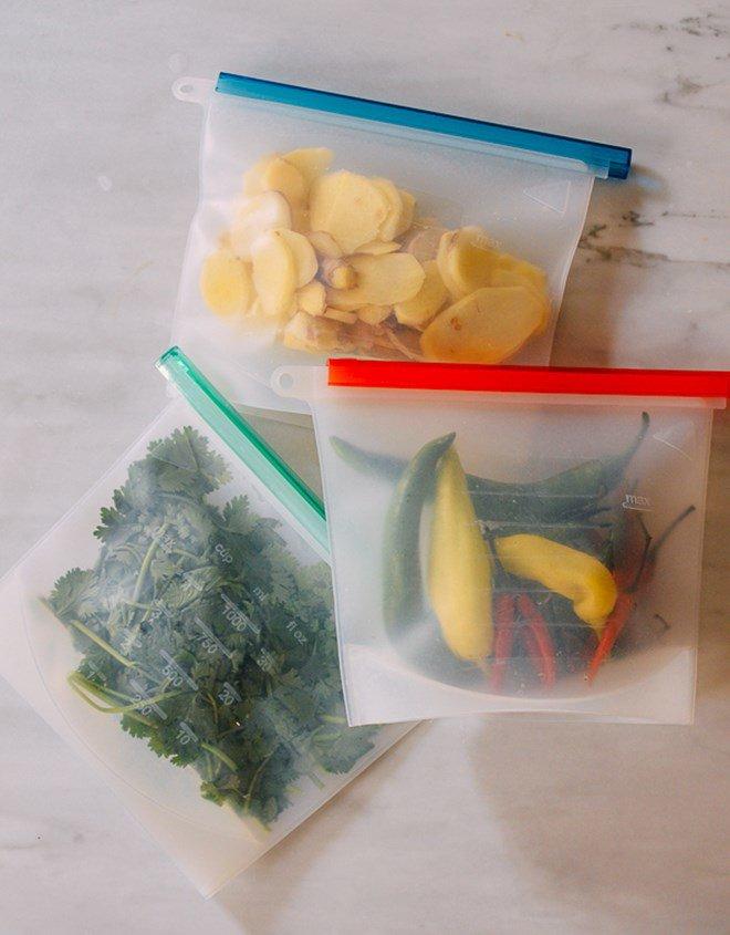 Mẹo trữ đông các loại rau gia vị tươi lâu, mở tủ lạnh ra là có, đỡ mất công mua - Ảnh 11