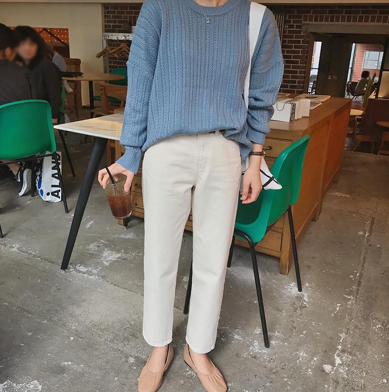 Mùa nào quần áo nấy, bạn cứ phải sắm đủ 5 mẫu quần dài sau thì mới yên tâm mặc đẹp suốt thu được - Ảnh 16