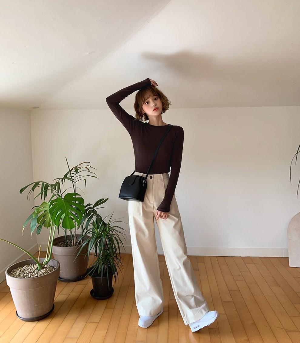 Mùa nào quần áo nấy, bạn cứ phải sắm đủ 5 mẫu quần dài sau thì mới yên tâm mặc đẹp suốt thu được - Ảnh 7