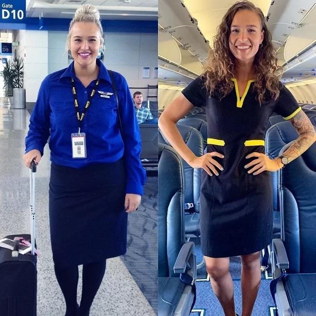 Tiếp viên hàng không giảm 40 kg không cần nhịn ăn - Ảnh 1