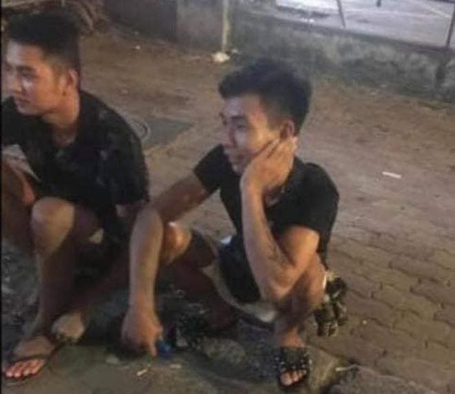 Vụ nam sinh chạy Grab bị sát hại: 2 nghi phạm bình thản, quanh co chối tội khi bị bắt - Ảnh 2