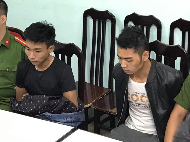 Vụ nam sinh chạy Grab bị sát hại: 2 nghi phạm bình thản, quanh co chối tội khi bị bắt - Ảnh 4