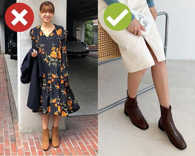 Muốn mặc đẹp không góc chết, chị em đừng sắm 4 đôi boots sau bởi kiểu thì lỗi mốt, kiểu trông đến là nhàm - Ảnh 7