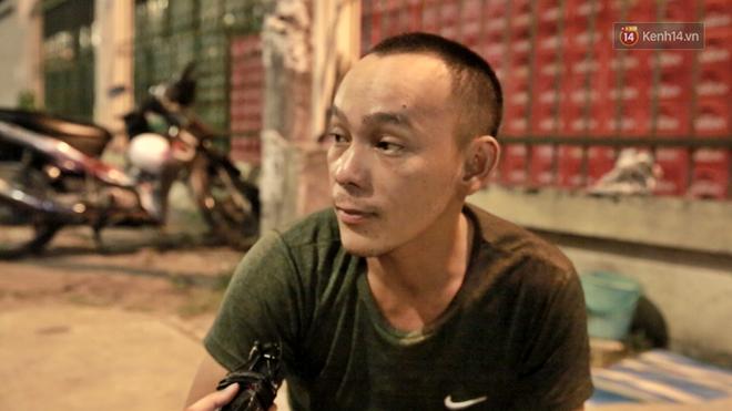 Cuộc sống 'màn trời chiếu đất' của những người hành nghề giác hơi ở Sài Gòn - Ảnh 9