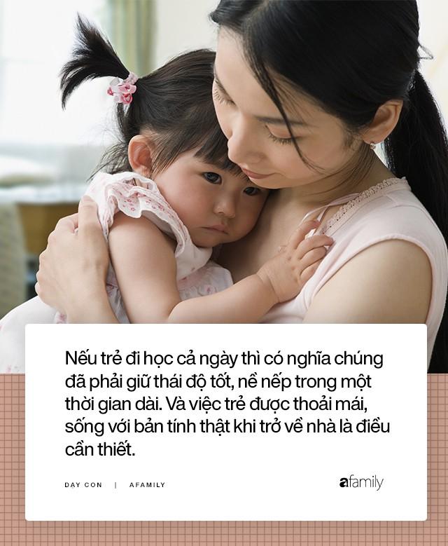 Tại sao con bạn ngoan ngoãn với tất cả mọi người nhưng lại giận dữ vô cớ với mẹ: Lý do thật ra hết sức ngọt ngào! - Ảnh 2