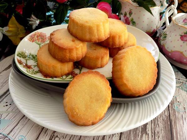 Công thức làm bánh dứa Đài Loan độc đáo, ăn hoài không chán - Ảnh 1