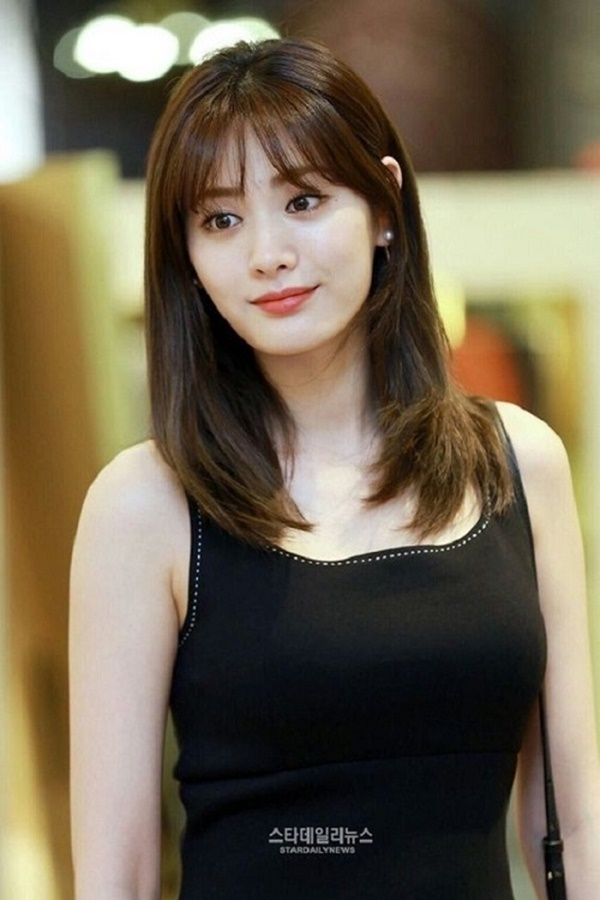 'Lột xác' thành gái Hàn với kiểu tóc mái mưa dễ tạo kiểu - Ảnh 2