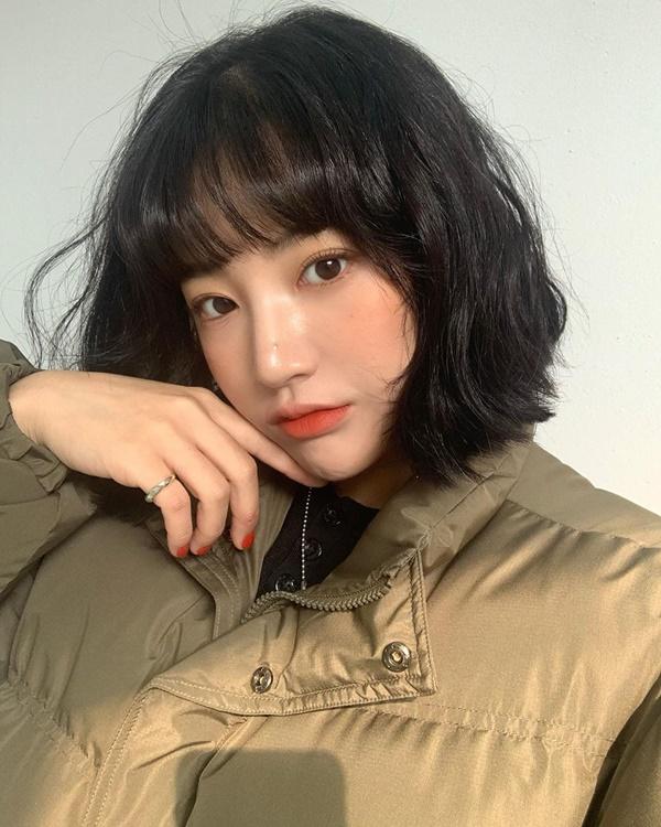 'Lột xác' thành gái Hàn với kiểu tóc mái mưa dễ tạo kiểu - Ảnh 5