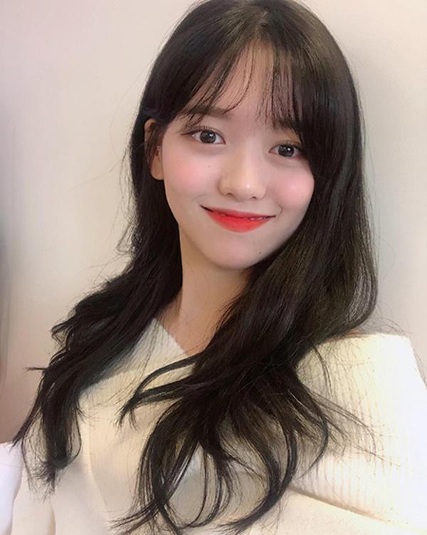 'Lột xác' thành gái Hàn với kiểu tóc mái mưa dễ tạo kiểu - Ảnh 6