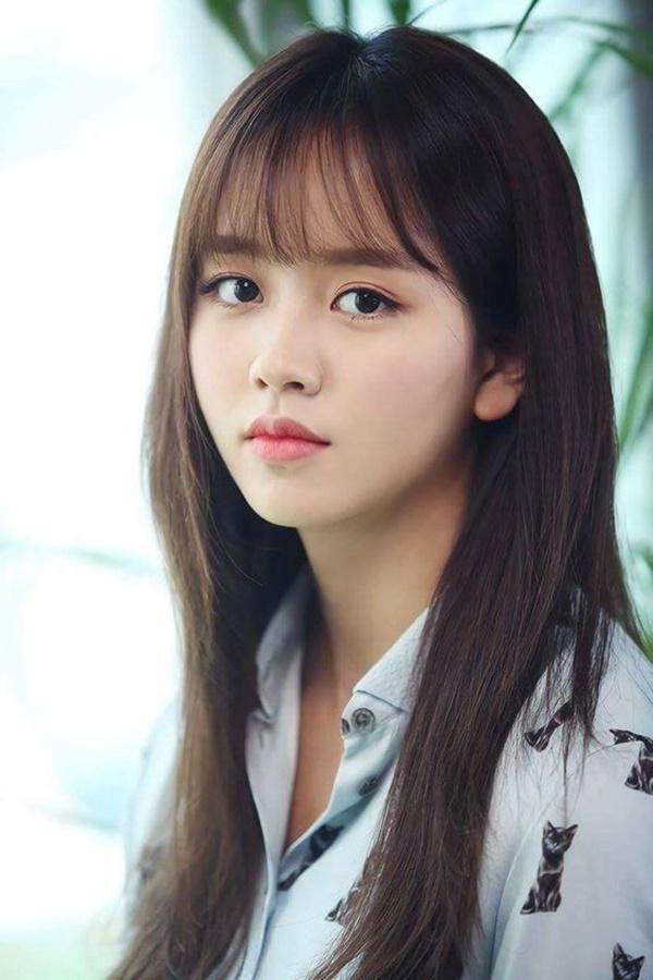 'Lột xác' thành gái Hàn với kiểu tóc mái mưa dễ tạo kiểu - Ảnh 7