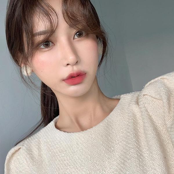 'Lột xác' thành gái Hàn với kiểu tóc mái mưa dễ tạo kiểu - Ảnh 8