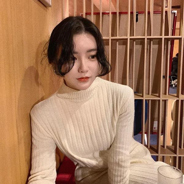 'Lột xác' thành gái Hàn với kiểu tóc mái mưa dễ tạo kiểu - Ảnh 10