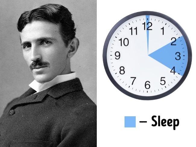4 cách ngủ độc đáo cho phép bạn ngủ ít nhưng vẫn tràn đầy năng lượng - Ảnh 3