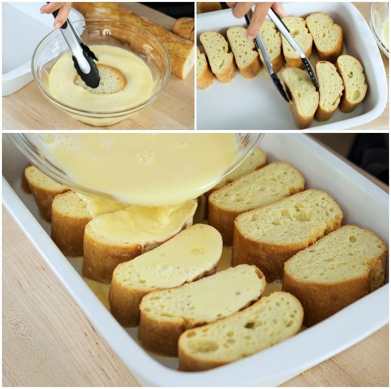 Bữa sáng cuối tuần lãng mạn với món bánh mì nướng kinh điển từ nước Pháp - Ảnh 4