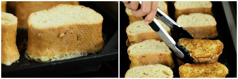 Bữa sáng cuối tuần lãng mạn với món bánh mì nướng kinh điển từ nước Pháp - Ảnh 6