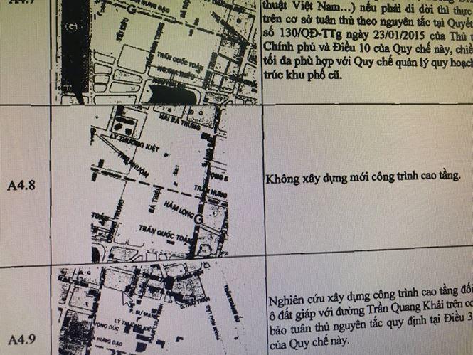 Bên trong 2 khu đất vàng sát Hồ Gươm Hà Nội muốn xây vượt tầng - Ảnh 9