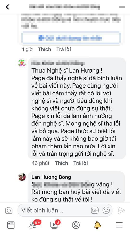 Nghệ sĩ Lan Hương bức xúc vì bị lợi dụng hình ảnh quảng cáo thuốc làm đen tóc - Ảnh 7