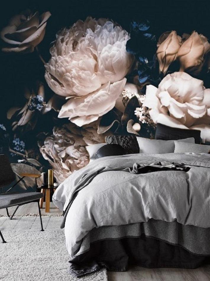 Gợi ý chọn giấy dán tường giúp ngôi nhà của bạn thay áo mới cho dịp đầu năm - Ảnh 1