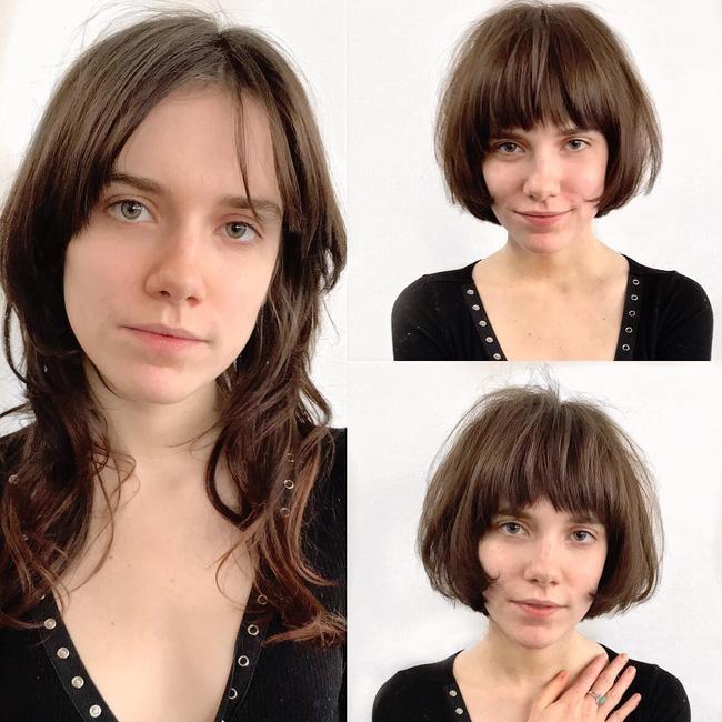 16 pha 'lột xác thần sầu' chứng minh rằng không có mái tóc xấu, chỉ là bạn chưa tìm được kiểu phù hợp với mình - Ảnh 12