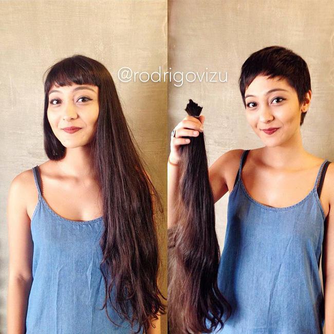 16 pha 'lột xác thần sầu' chứng minh rằng không có mái tóc xấu, chỉ là bạn chưa tìm được kiểu phù hợp với mình - Ảnh 7