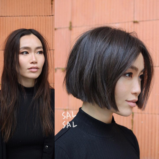 16 pha 'lột xác thần sầu' chứng minh rằng không có mái tóc xấu, chỉ là bạn chưa tìm được kiểu phù hợp với mình - Ảnh 8