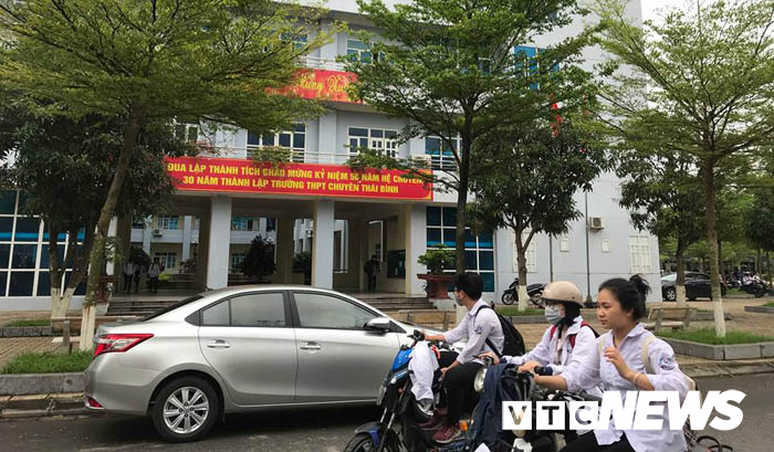 Thêm một người từng học trường chuyên Thái Bình tố bị thầy giáo 'gạ tình' - Ảnh 3